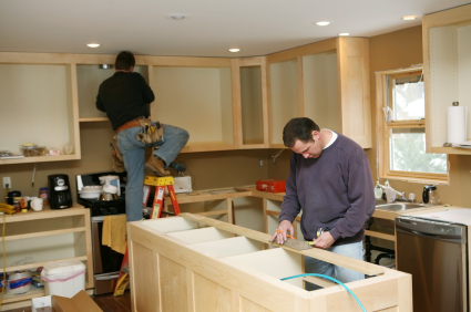 Home Tips : How to Install Kitchen Cabinets